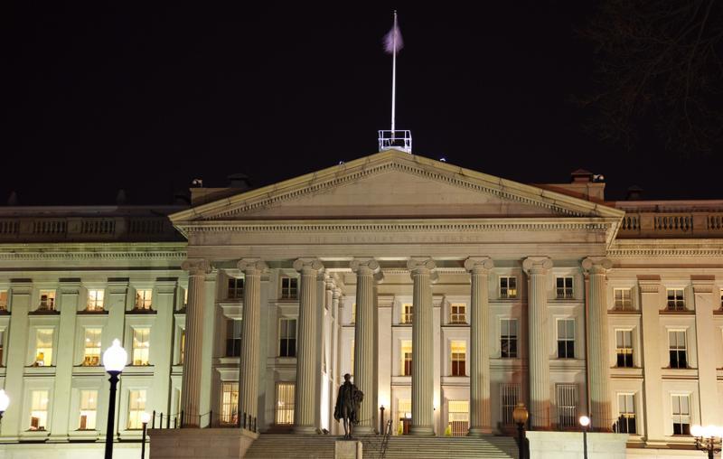 Us Treasury Department Alexander Hamilton Statue Washington Dc.jpg